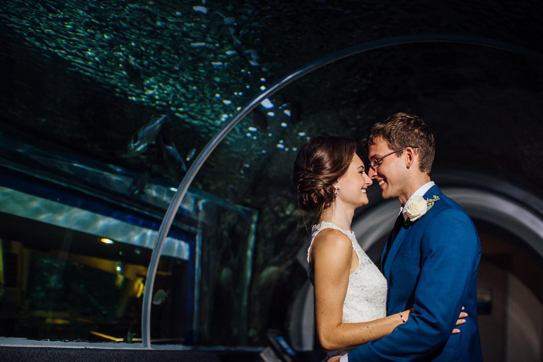 Discovery World - Milwaukee Weddings - Milwaukee, Wi - Double You Photography - Kat Wegrzyniak