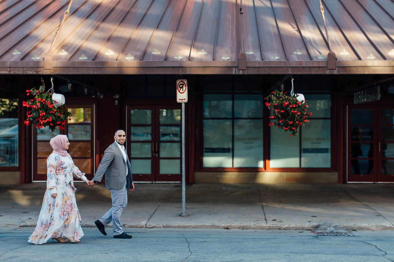 Engagement Session - Historic Third Ward - Milwaukee, Wi - Double You Photography - Kat Wegrzyniak