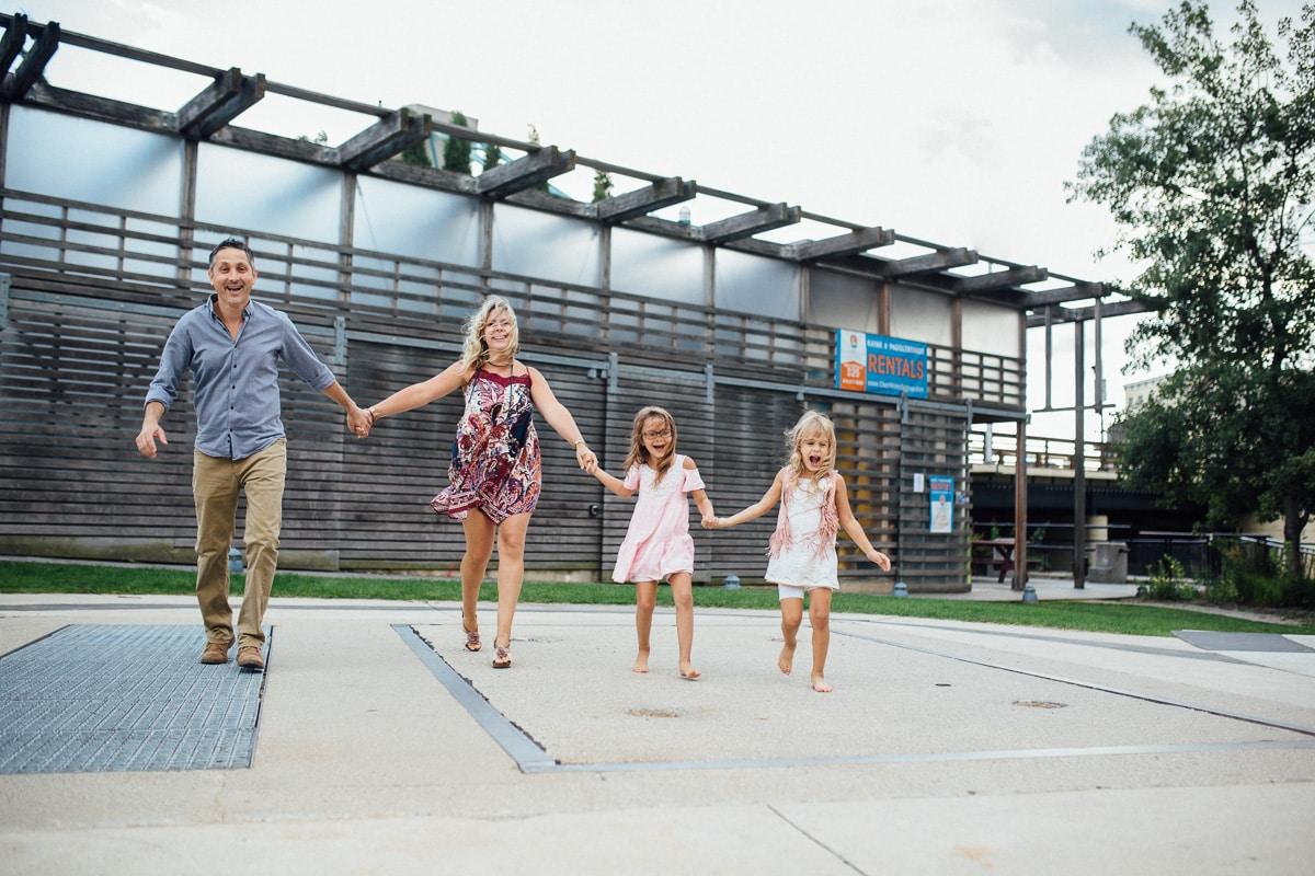 Family Lifestyle Session - Historic Third Ward - Milwaukee, WI - Double You Photography - Kat Wegrzyniak