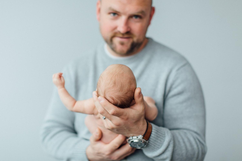 Milwaukee Newborn Family Studio Session Double you Photography Kat Wegrzyniak