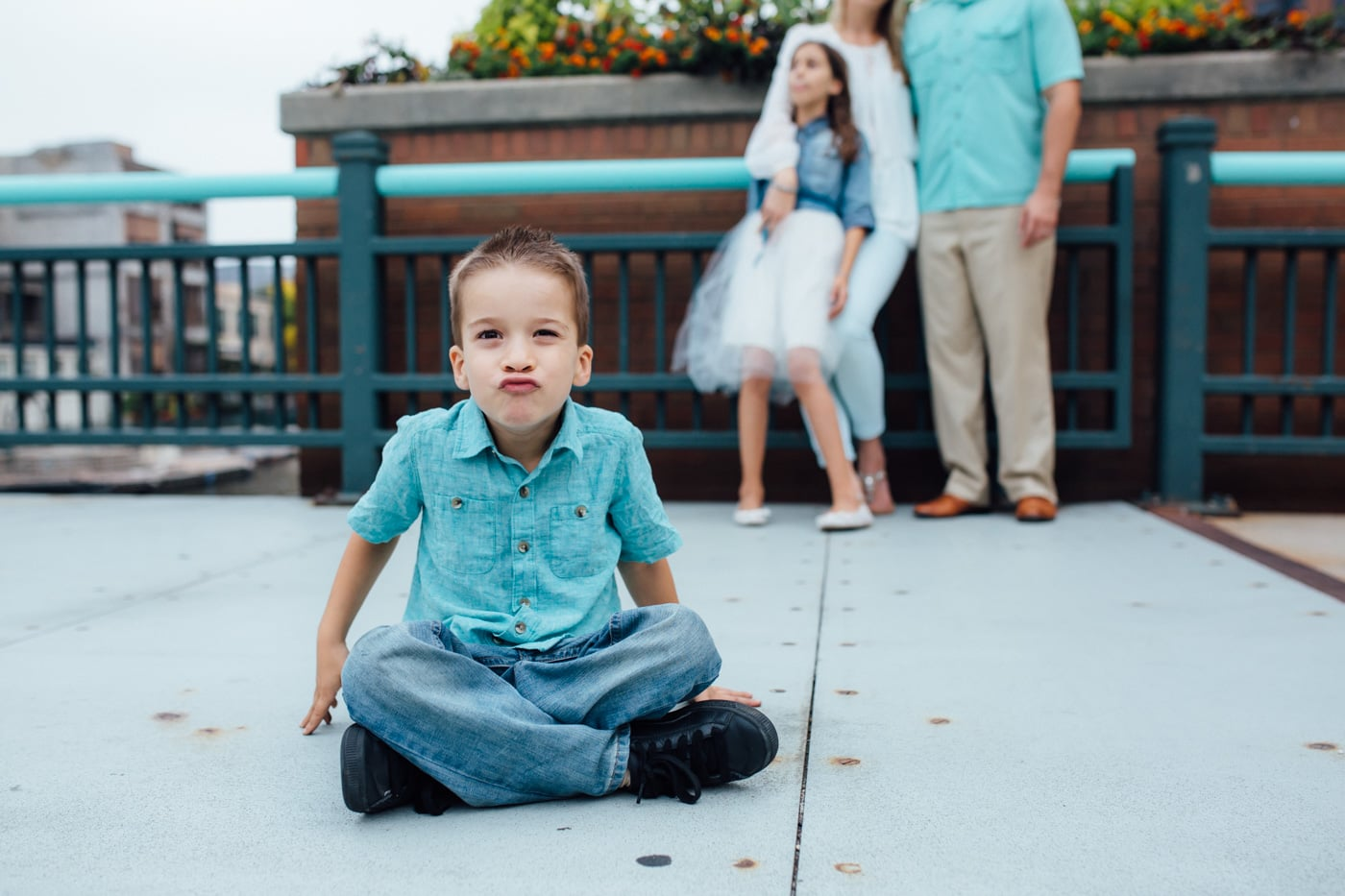 Family Session - Lifestyle Photography - Milwaukee, Wi - Double You Photography - Kat Wegrzyniak