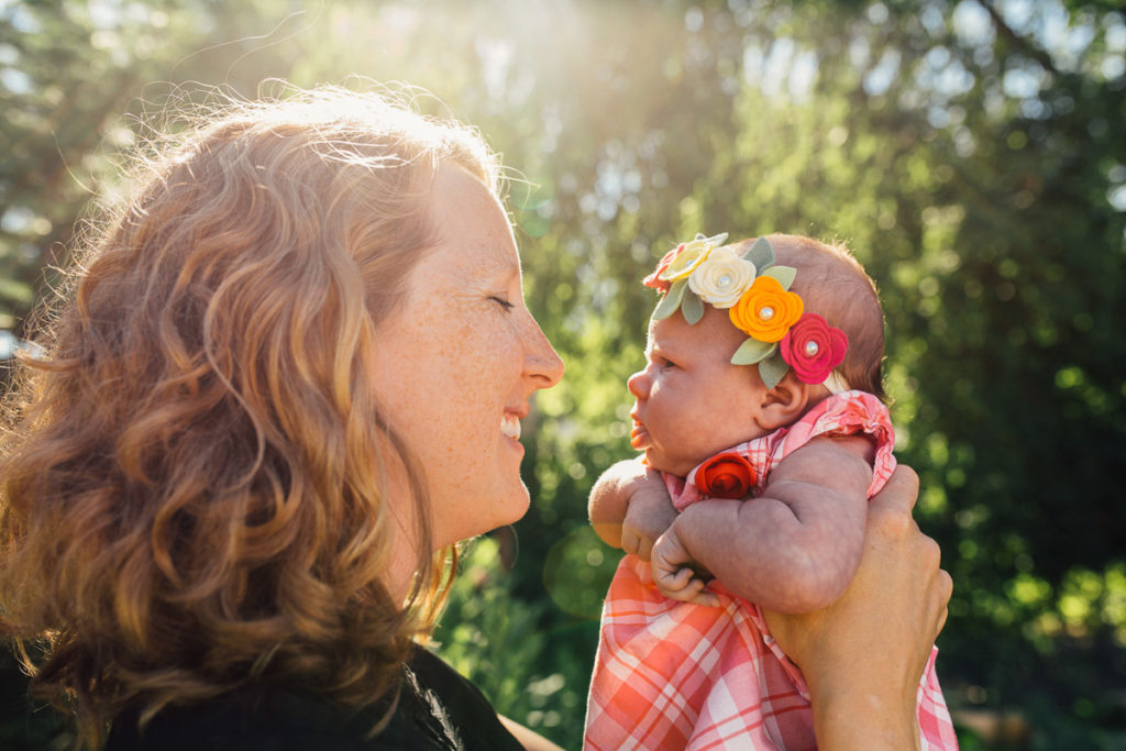 Milwaukee Family Lifestyle - Newborn Session - Double You Photography -Kat Wegrzyniak