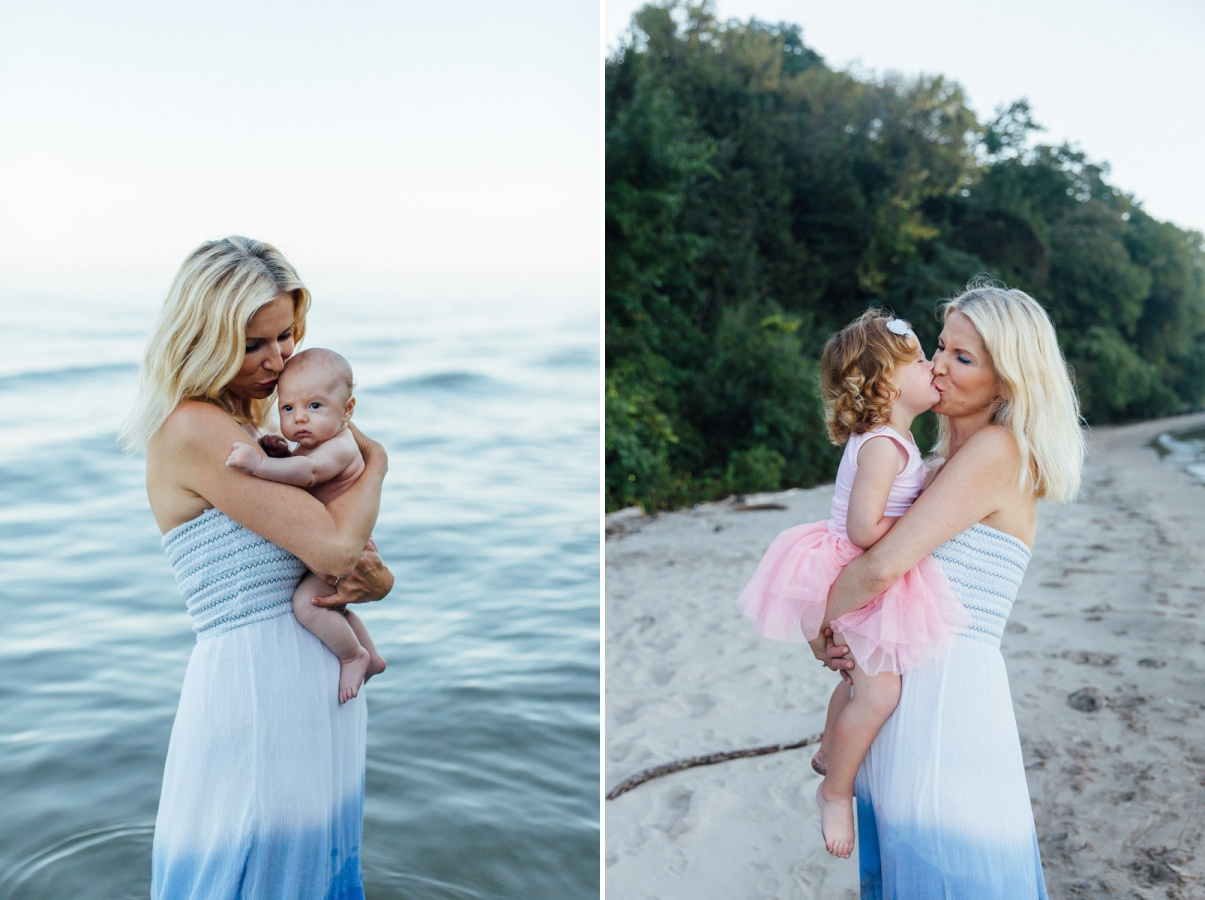 Milwaukee family beach session-Double You Photography-Kat Wegrzyniak