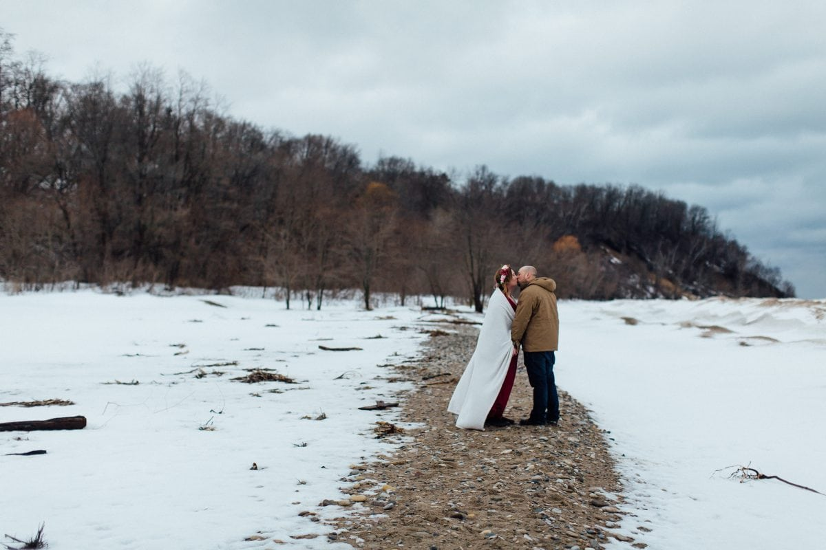 Winter family session-Wisconsin Family Photographer-Double You Photography - Kat Wegrzyniak