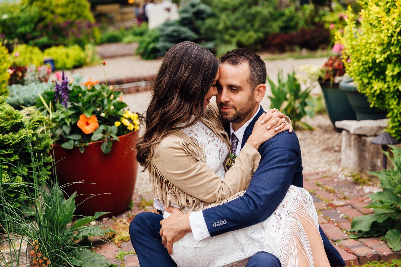 Milwaukee wedding- Sanger House Gardens- Kat Wegrzyniak- Double You Photography