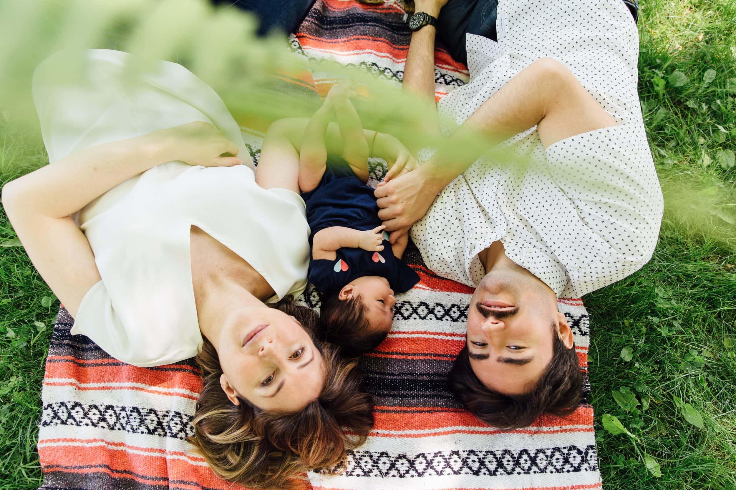 Newborn session- Milwaukee family lifestyle -Double You Photography-Kat Wegrzyniak